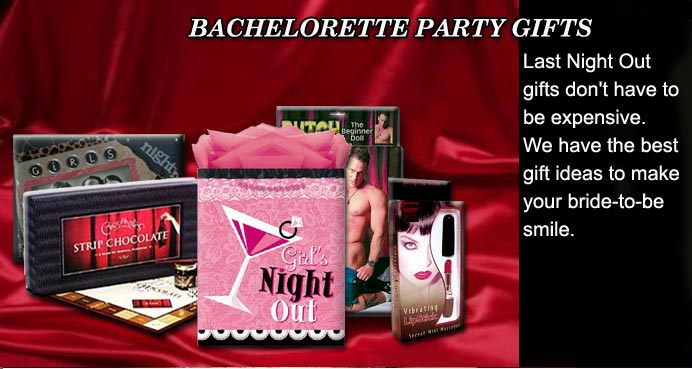 Bachelorette Parties - Bachelorette Supplies