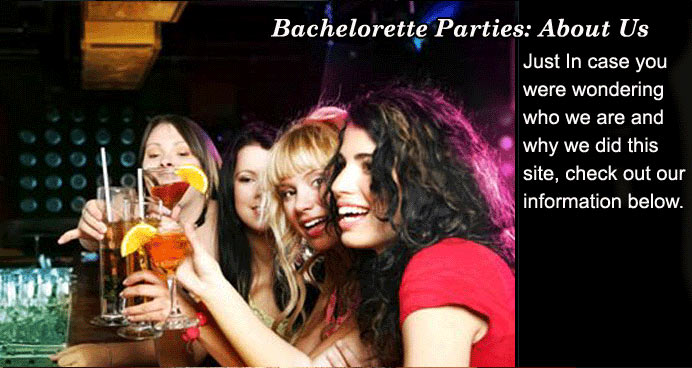 Bachelorette Parties - Home